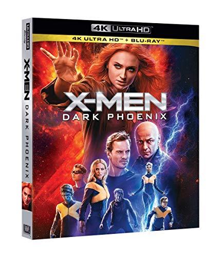 X-Man: Dark Phoenix  (4K Ultra Hd + Blu-Ray)  (2 Blu Ray)