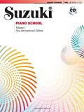 Suzuki Piano School Vol. 1 New International Edition: New International Editions (Suzuki Method Core Materials)