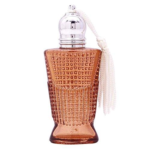 18 Ml De Gros Essentiel Couleur Des Bouteilles D'Huile Vides Roll-On Parfum Bouteilles Aromathérapie Rechargeable Flacons Roulants 2 Pcs ...
