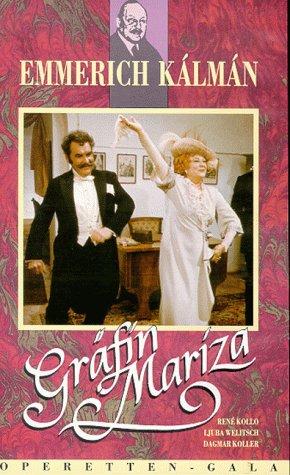 Preisvergleich Produktbild Gräfin Mariza [VHS]