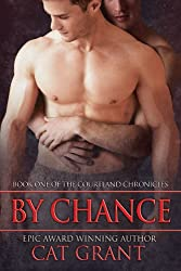 By Chance: Gay, M/M, new adult, college, coming of age, virgin hero, short read (Courtland Chronicles series Book 1) (English Edition)