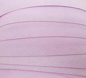 """Bande ruban biais replié Double """"Lilas"""" - 50 mm/coton (50 m de qualité supérieure"""