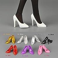 Sharplace 1/6 Modische High Heels / Hohe Absätze Schuhe für 12'' Weiblichen Action Figur Körper Zubehör preisvergleich bei billige-tabletten.eu