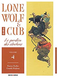 Lone Wolf & Cub Edition simple Tome 4