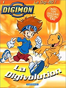 Digimon Edition simple Tome 1