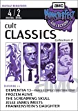 Cult Classics, Collection 2: Dementia 13/Frozen Alive/The Screaming Skull/Jesse James Meets Frankenstein's Daughter by Francis Ford Coppola
