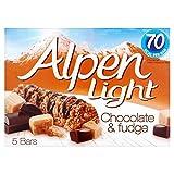 #8: Alpen Light Chocolate & Fudge, 5 Bars
