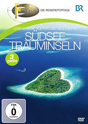 Südsee Trauminseln [3 DVDs]