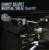 Sidney Bechet & Martial Solal Quartet - Complete Recordings (Music CD)