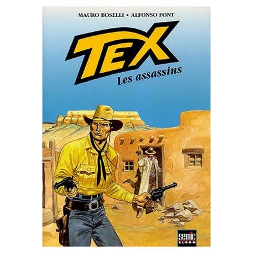 Tex, Tome 5 : Les assassins