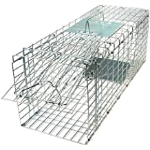 Gardigo 62360 , Jumbo Gabbia Trappola Pieghevole per la cattura di animali  vivi