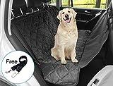 Witmoving Dog Car Travel Hammock 2-in-1 Rear...