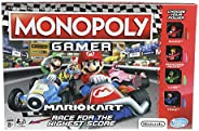 Monopoly Gamer Power eComm Bundle 2 including Rosalina, Toad, and Fire Mario