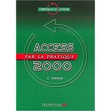 Access 2000 par la pratique
