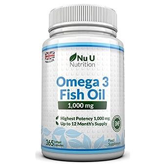 Nu U Nutrition Omega 3