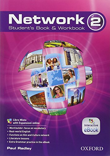 Network. Student's book-Workbook-Start. Per le Scuole superiori. Con e-book. Con espansione online: 2