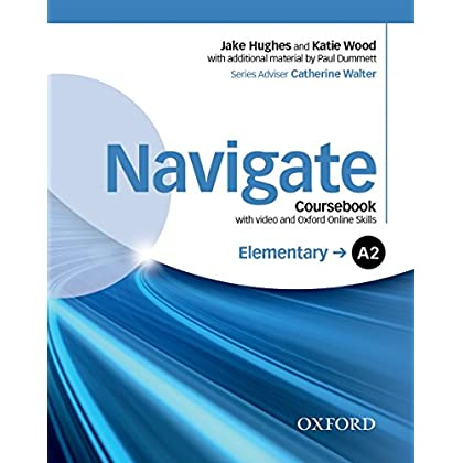 Navigate Elementary A2 : Coursebook (1DVD)