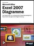 Microsoft Office Excel 2007 - Diagramme: Vom Basismodell zum professionellen Präsentationsdiagramm. Dynamische Lösungen ohne Programmierung - Reinhold Scheck