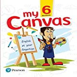 My Canvas Workbook by Pearson for CBSE English Class 6