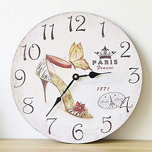 Color A Cuisine Maison Olt Horloge Murale Carte Du Monde
