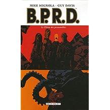 BPRD, Tome 3 : Le Fléau des grenouilles