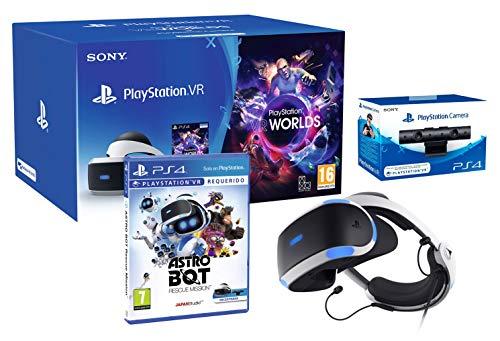 PlayStation VR2 (CUH-VR2) Astro Bot + VR Worlds + Kamera V2