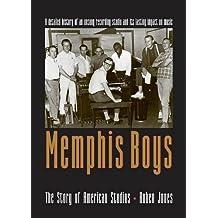 Memphis Boys: The Story of American Studios (American Made Music Series) by Roben Jones (2010-02-19)