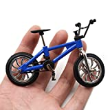 Finger Bike Toy, Mountain Bicycle Toy Miniature Model Toys, Great Collections Gift for Kids Children