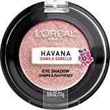 L'Oréal Paris Ombretto Cremoso Extra-pigmentato, Havana Eye Shadow In Love, Havana Camila Cabello Limited Edition, Rosa
