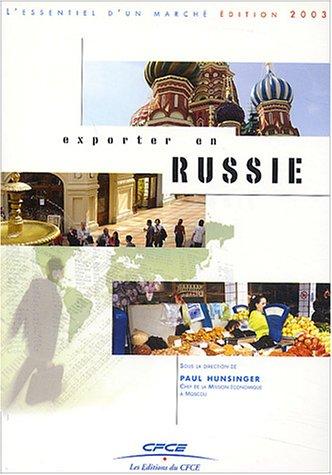 Exporter en Russie par Mission économique