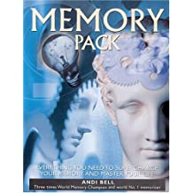 Memory Pack: Everything You Need to Supercharge Your Memory and Master Your Life