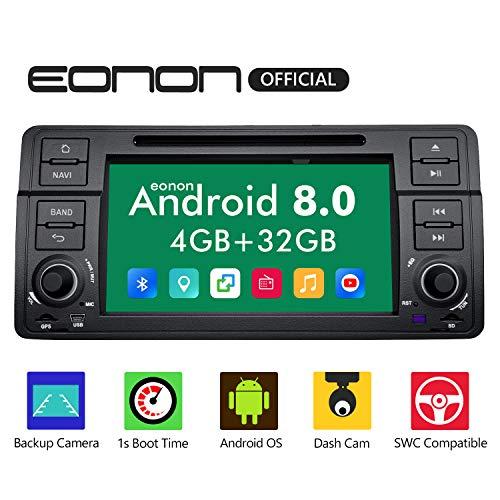 eonon Android 8 Indash Car Digital Audio Video Stereo Autoradio 17,8cm 7