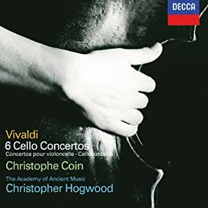 Six Concertos pour violoncelle