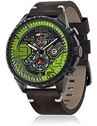 Timecode Reloj de cuarzo Man Tc-1013-05 Negro 50 mm