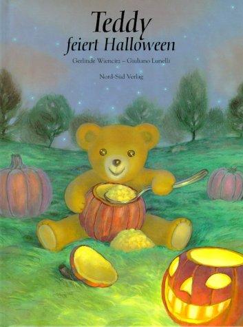 Teddy feiert Halloween