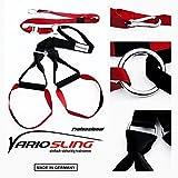 Variosling Sling Trainer Professional, rot schwarz, VS-02 - 5