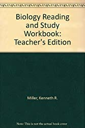 Biology Reading and Study Workbook A: Annotated Teacher's Edition by Kenneth R. Miller (2005-06-30)
