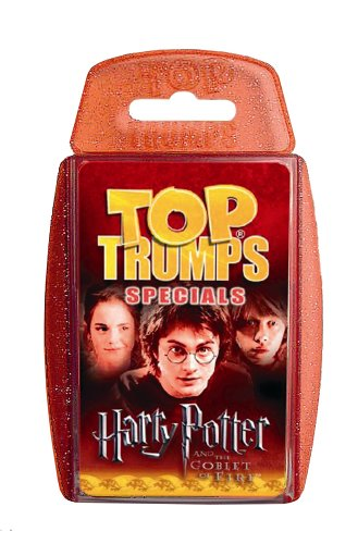 Click for larger image of Top Trumps Specials: Harry Potter and the Goblet Of Fire