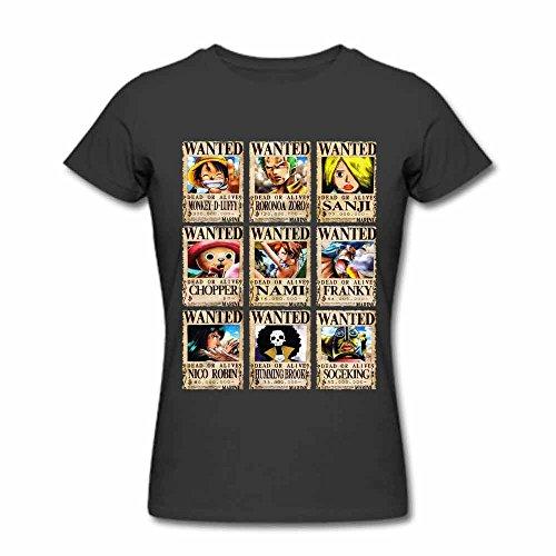 Anime One Piece Women's T-shirt-XL