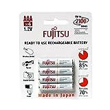Fujitsu Wiederaufladbare Akku (4x AAA) weiß