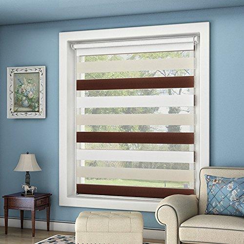 rollos ohne bohren top doppelrollo grau duo rollo ohne bohren mit klemmtrgern klemmrollo und x. Black Bedroom Furniture Sets. Home Design Ideas