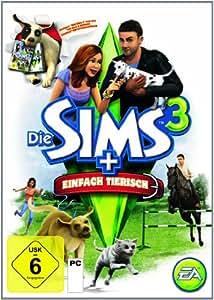 Die Sims 3 + Einfach Tierisch [PC/Mac Instant Access]