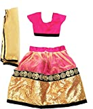Aglare Clothing Baby Girl Lehenga choli,...