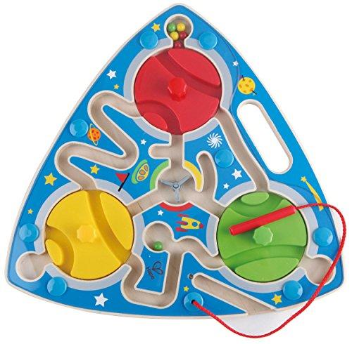 Hape E1710 - Labyrinth Weltall, Magnetspiel