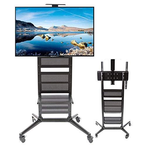 Flat-panel-tv-konsole (HANG Möbel Flat Panel TV Steht und Entertainment-Konsole für Flat Panel LED-LCD-Plasma-Bildschirm 32