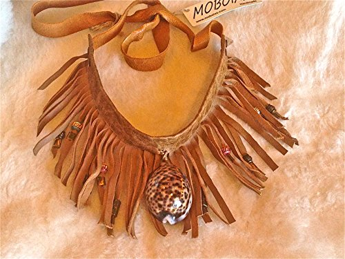 moboixs-modele-tribal-leather-bib-necklace-with-fringe-metal-beads-and-a-shell