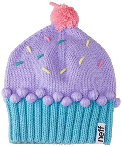 ced2f851d73 Neff Women s Cup Cake Beanie Hat - Multicoloured