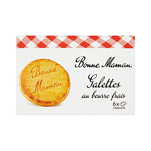 Bonne Maman French butter galettes