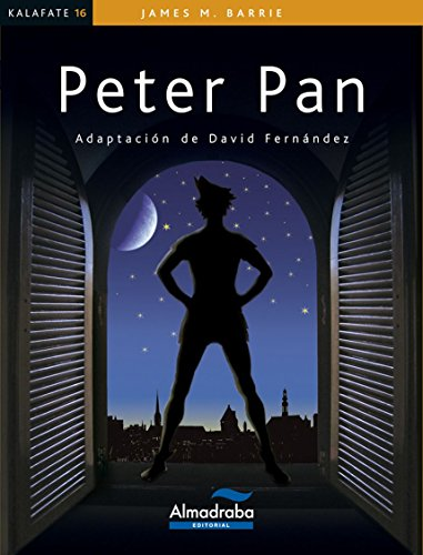PETER PAN (Kalafate) por James Mathew Barrie