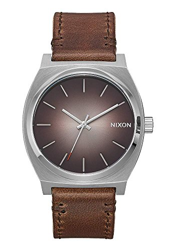 nixon-time-teller-leather-37mm-old-brown-orologio-unisex